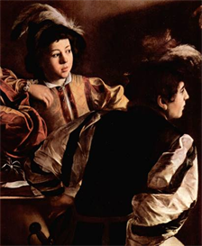 Image Photo Appeals of St. Matthew detail 2 Caravaggio | Photos and Images | Vintage