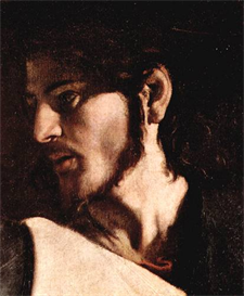 Image Photo Appeals of St. Matthew detail 3 Caravaggio | Photos and Images | Vintage