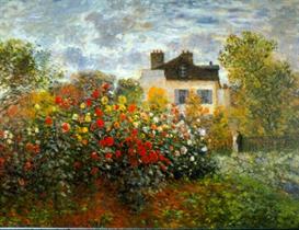 Image Photo Argenteuil Monet Impressionism | Photos and Images | Vintage