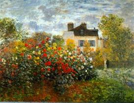 Image Photo Argenteuil Monet | Photos and Images | Vintage