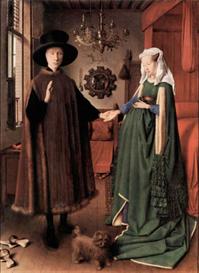 Image Photo Arnolfini Wedding Jan Van Eyck | Photos and Images | Vintage