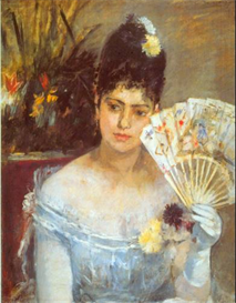 Image Photo At the Ball Morisot Impressionism | Photos and Images | Vintage