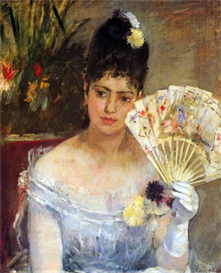 Image Photo At the Ball Morisot | Photos and Images | Vintage