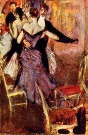 Image Photo Ballerina in Mauve Giovanni Boldini Impressionism European | Photos and Images | Vintage