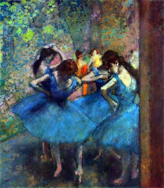 Image Photo Ballerinas Degas | Photos and Images | Vintage