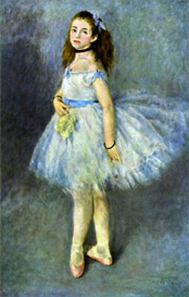 Image Photo Ballet Dancer Renoir | Photos and Images | Vintage