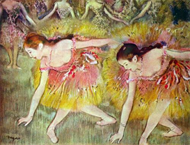 Image Photo Ballet dancers Degas | Photos and Images | Vintage