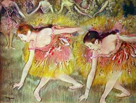 Image Photo Ballet dancers Degas | Photos and Images | Vintage