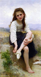 Image Photo Before The Bath_lg Bouguereau | Photos and Images | Vintage