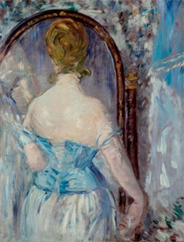 Image Photo Before the Mirror Manet | Photos and Images | Vintage