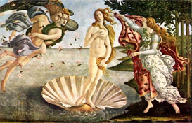 Image Photo Birth of Venus Botticelli | Photos and Images | Vintage