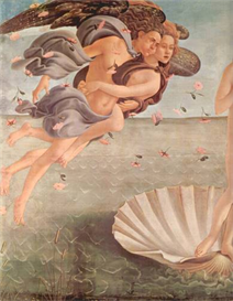 Image Photo Birth of Venus Detail Botticelli | Photos and Images | Vintage