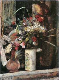 Image Photo Blooms Lesser Ury Impressionism European | Photos and Images | Vintage