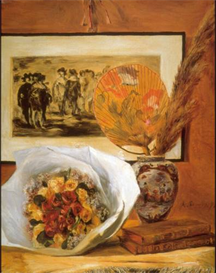 Image Photo Bouquet Renoir Impressionism | Photos and Images | Vintage