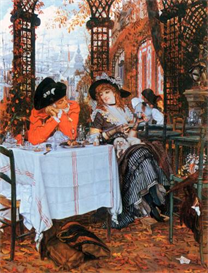 Image Photo Breakfast Tissot | Photos and Images | Vintage