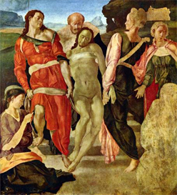 Image Photo Burial Michelangelo | Photos and Images | Vintage