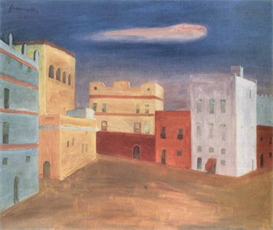 Image Photo Cadiz II Walter Gramatte Expressionism | Photos and Images | Vintage