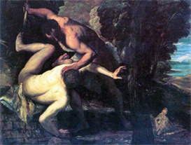 Image Photo Cain and Abel Tintoretto | Photos and Images | Vintage