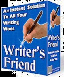 Writer's Friend | Software | Training