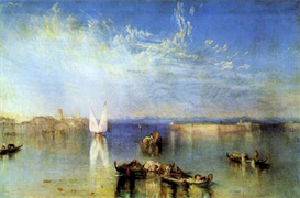 Image Photo Campo Santo, Venice Joseph Mallord Turner | Photos and Images | Vintage