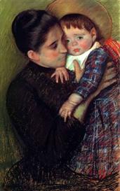 Image Photo Cassatt Mary - Helene de Septeuil 1889 | Photos and Images | Vintage