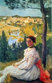 Image Photo Castelnau Le Lez Bazille Impressionism | Photos and Images | Vintage