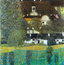Image Photo Castle Chamber at Attersee II Klimt | Photos and Images | Vintage