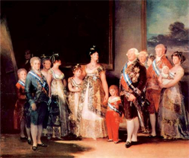 Image Photo Charles IV of Spain and His Family Goya | Photos and Images | Vintage
