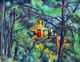 Image Photo Chateau Noir Cezanne | Photos and Images | Vintage