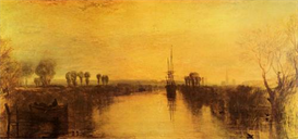 Image Photo Chichester Canal Joseph Mallord Turner | Photos and Images | Vintage