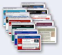 Dreamweaver Templates | Software | Software Templates