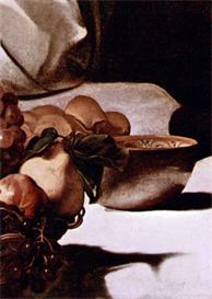 Image Photo Christ in Emmaus detail fruits Caravaggio | Photos and Images | Vintage