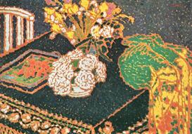 Image Photo Chrysanthemums Joseph Rippl-Ronai Symbolism | Photos and Images | Vintage