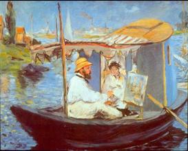 Image Photo Claude Monet Manet Impressionism | Photos and Images | Vintage
