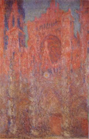Image Photo Claude_Monet - Rouen Cathedral Facade | Photos and Images | Vintage