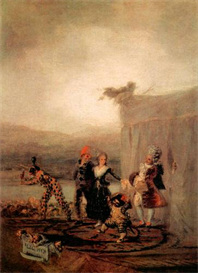 Image Photo Comicos Ambulantes Goya | Photos and Images | Vintage