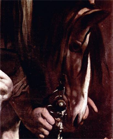 Image Photo Conversion of Saul detail Caravaggio | Photos and Images | Vintage