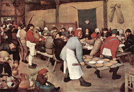 Image Photo Country wedding Pieter Bruegel | Photos and Images | Vintage