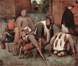 Image Photo Cripples Pieter Bruegel | Photos and Images | Vintage