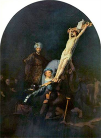 Image Photo Crucifixion 2 Rembrandt | Photos and Images | Vintage