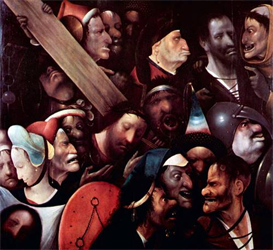 Image Photo Crucifixion Bosch | Photos and Images | Vintage