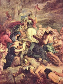 Image Photo Crucifixion of Christ Rubens | Photos and Images | Vintage