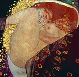 Image Photo Danae Klimt | Photos and Images | Vintage
