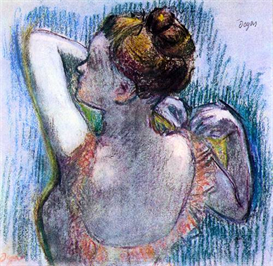 Image Photo Dancer #1 Degas | Photos and Images | Vintage