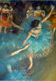 Image Photo Dancer Degas Impressionism | Photos and Images | Vintage