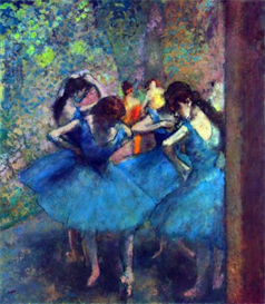 Image Photo Dancers #1 Degas | Photos and Images | Vintage