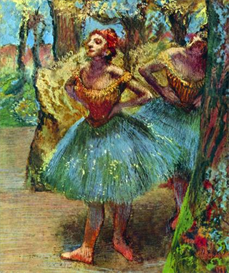 Image Photo Dancers #2 Degas | Photos and Images | Vintage