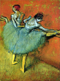 Image Photo Dancers at the Bar Degas | Photos and Images | Vintage