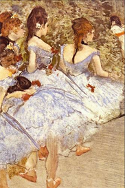 Image Photo Danseuses Degas Impressionism | Photos and Images | Vintage