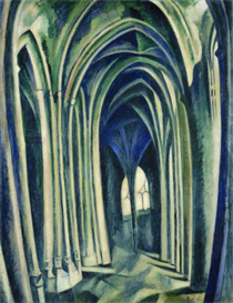 Image Photo Delaunay - Saint Severin Modernism | Photos and Images | Vintage